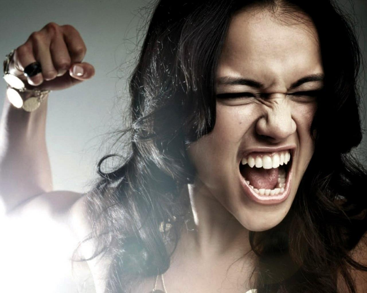 Angry Girl : TheWealthySon : Success Toolbox